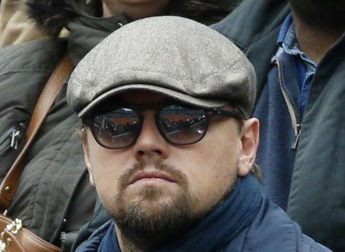 Leonardo DiCaprio. Foto AP