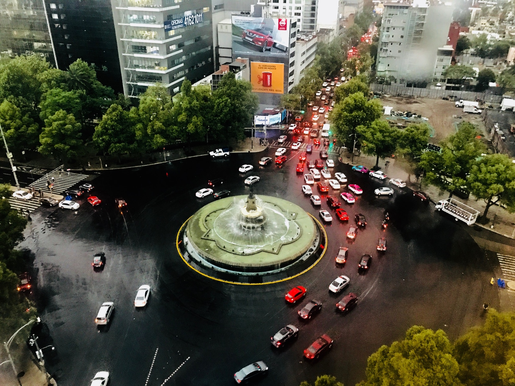 One of the most visited cities in Mexico is Mexico City, which lures travelers from all over the world.