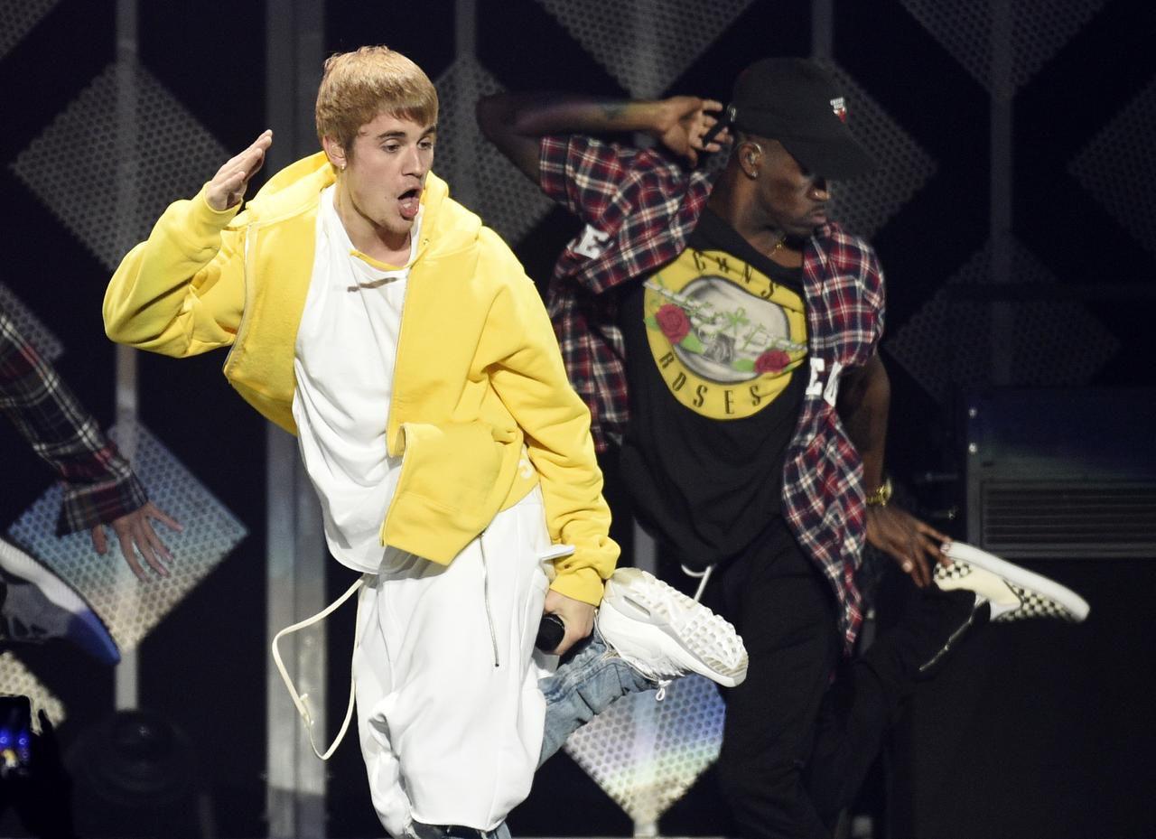 Justin Bieber estuvo en Buenos Aires en noviembre de 2013.(Chris Pizzello/Invision/AP)