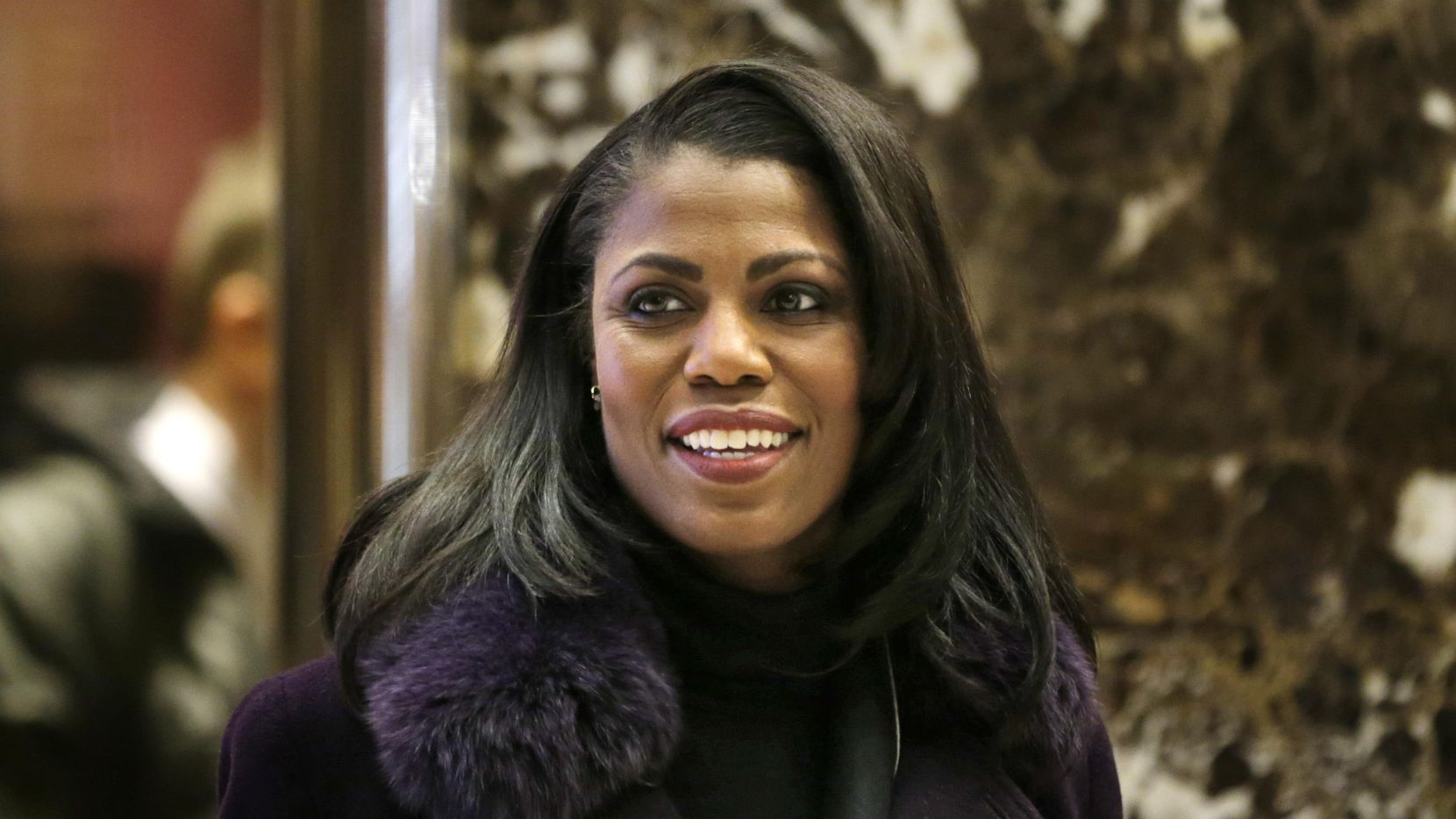 Omarosa Manigault, ex funcionaria de la Casa Blanca.(AP)