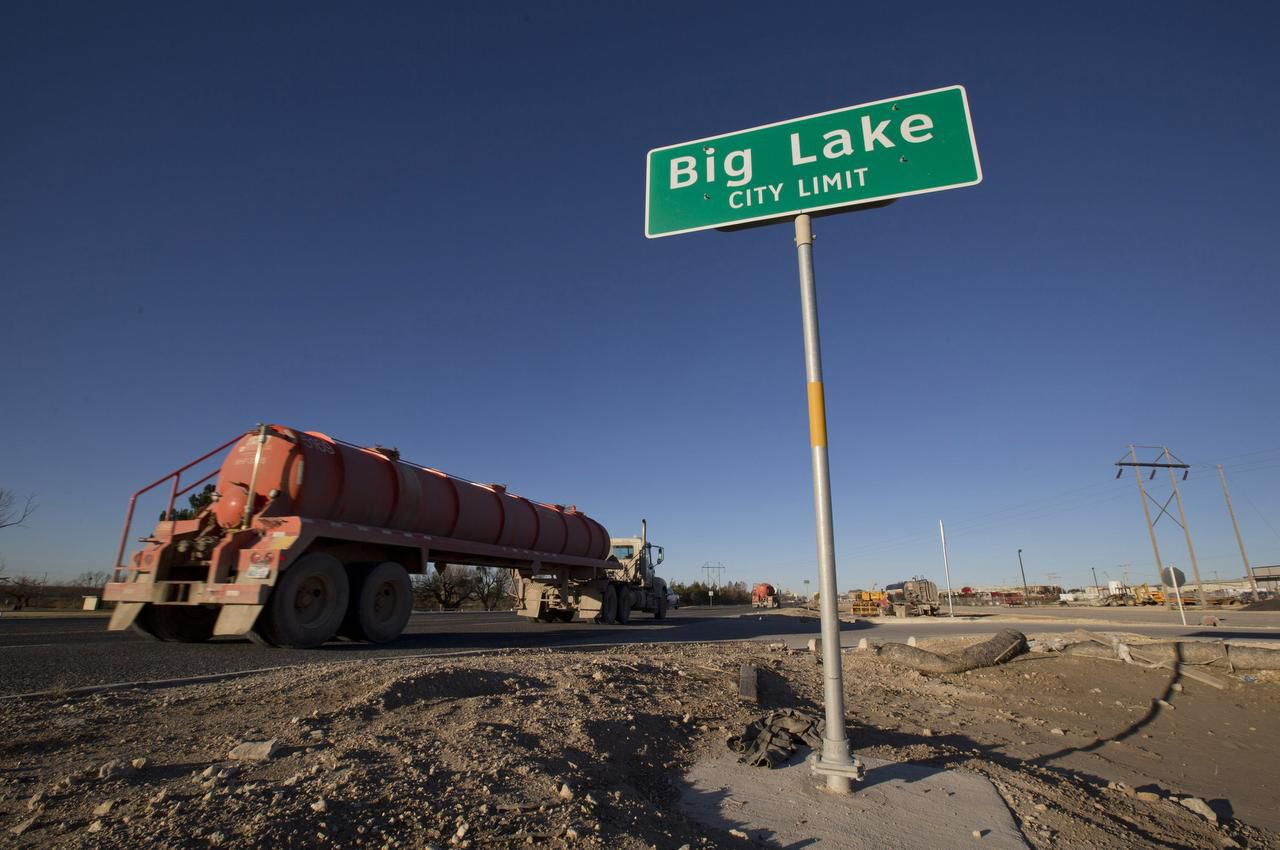 Riding it out: This is not first bust for old West Texas oil