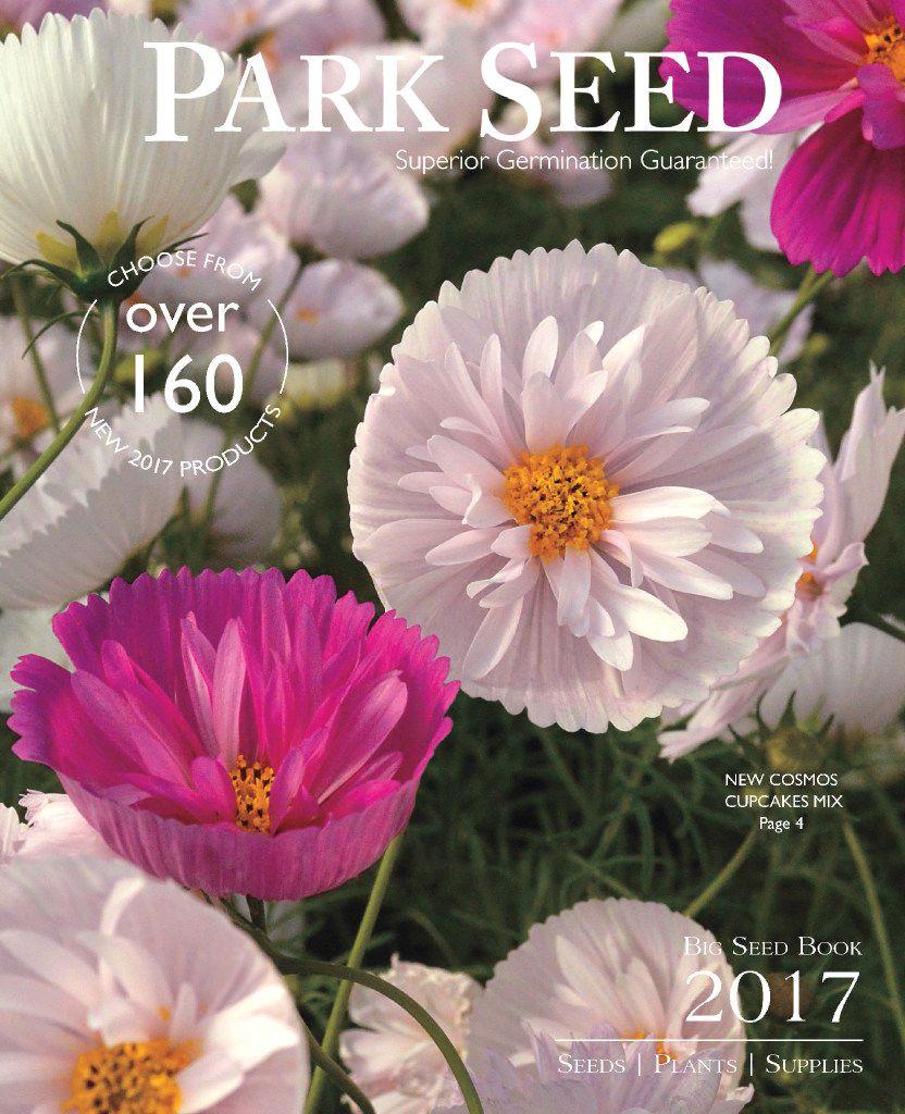 Park Seed Big Seed Book 2017