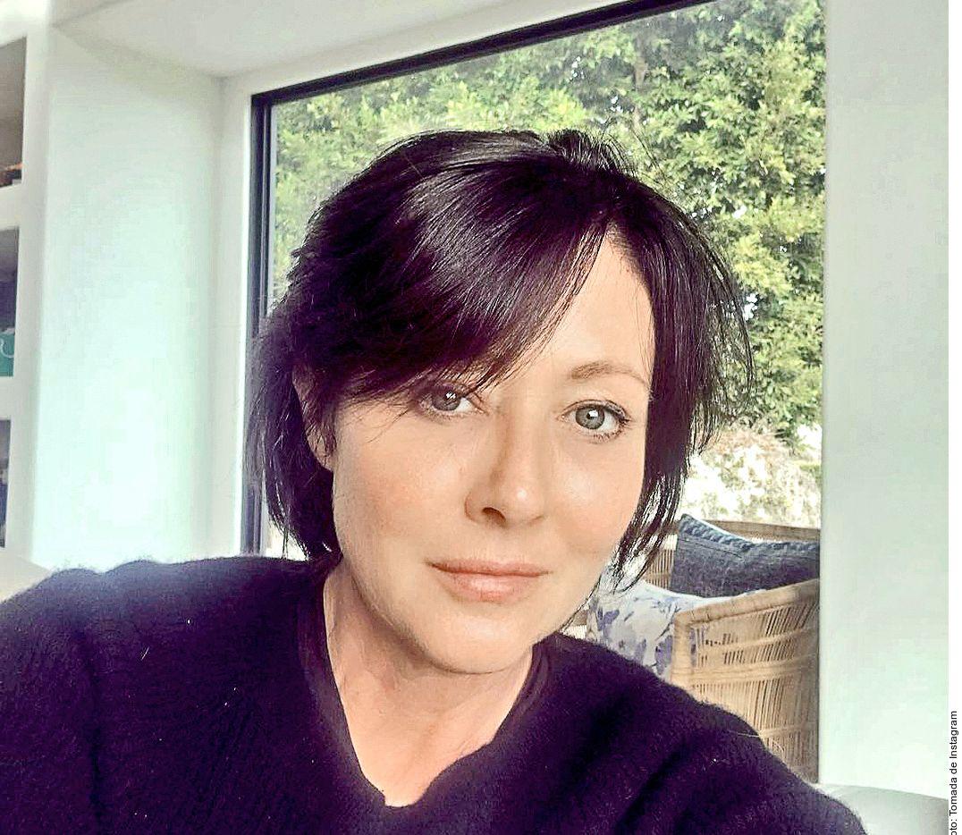 Shannen Doherty  retomará el rol de Brenda Walsh en el proyecto de Fox. AGENCIA REFORMA