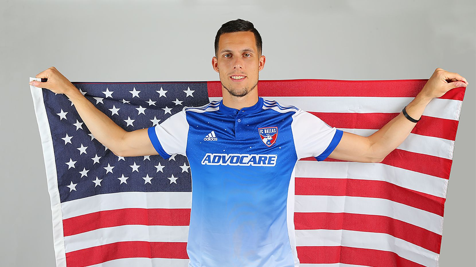 Matt Hedges, FC Dallas Co-Captain.
