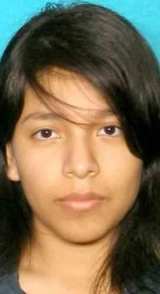 Jocelyn Sarabia-Marlon was shot and killed in the front yard of her family's home, Garland police said