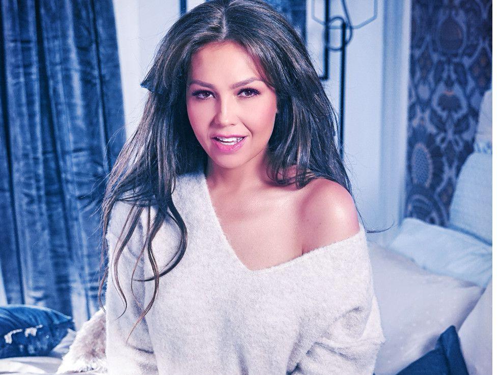 En su faceta como empresaria, Thalía celebra se éxito como productora teatral en Broadway./ AGENCIA REFORMA