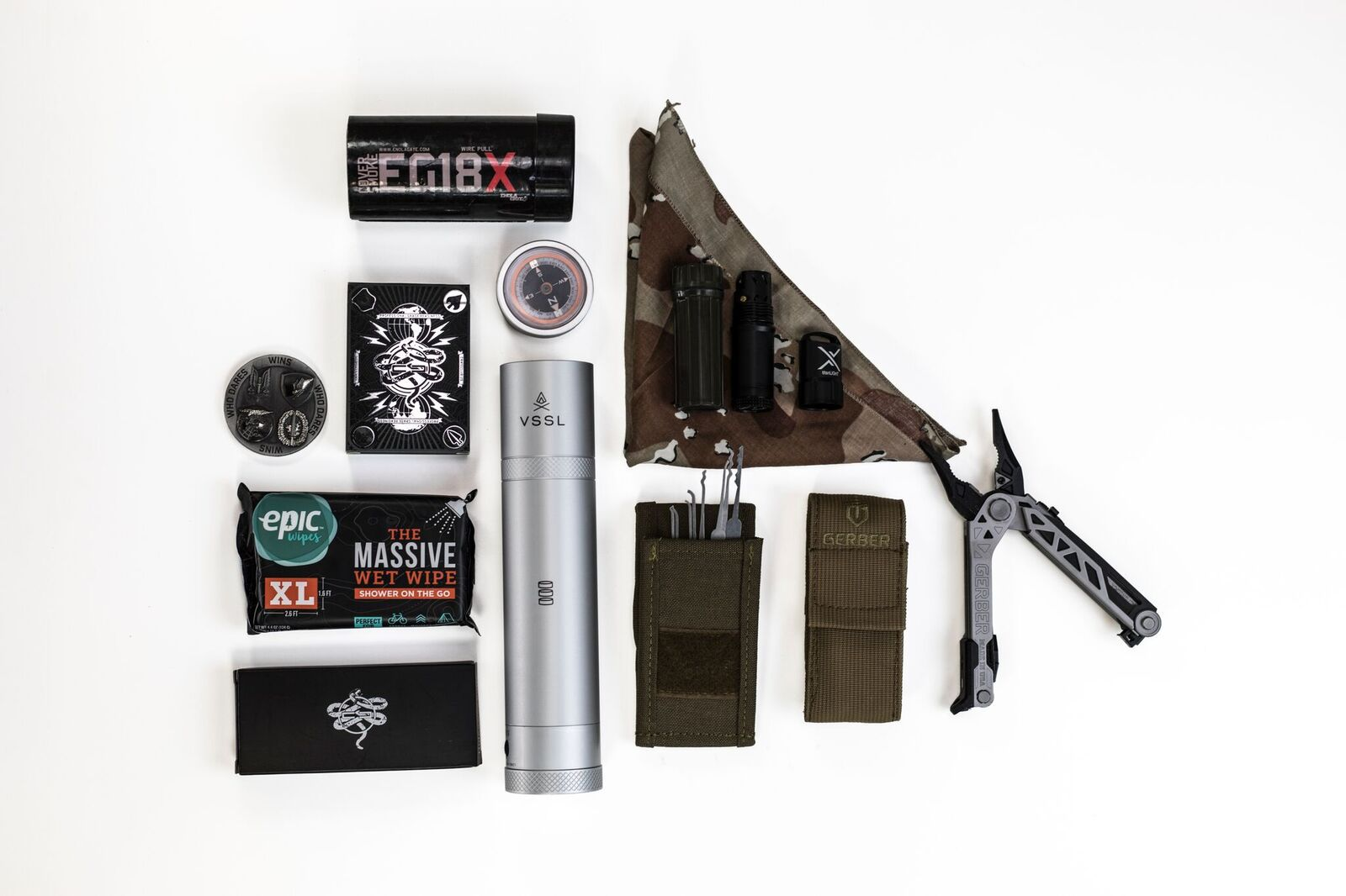 Crate Club monthly subscription box