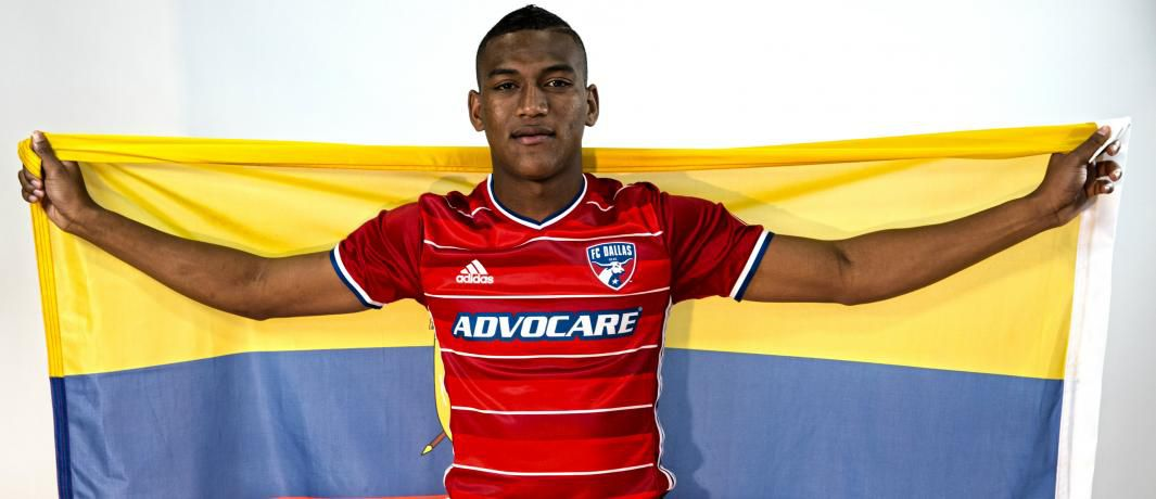 FC Dallas' Carlos Gruezo has been named to Ecuador's 23 man squad for Copa America 2019