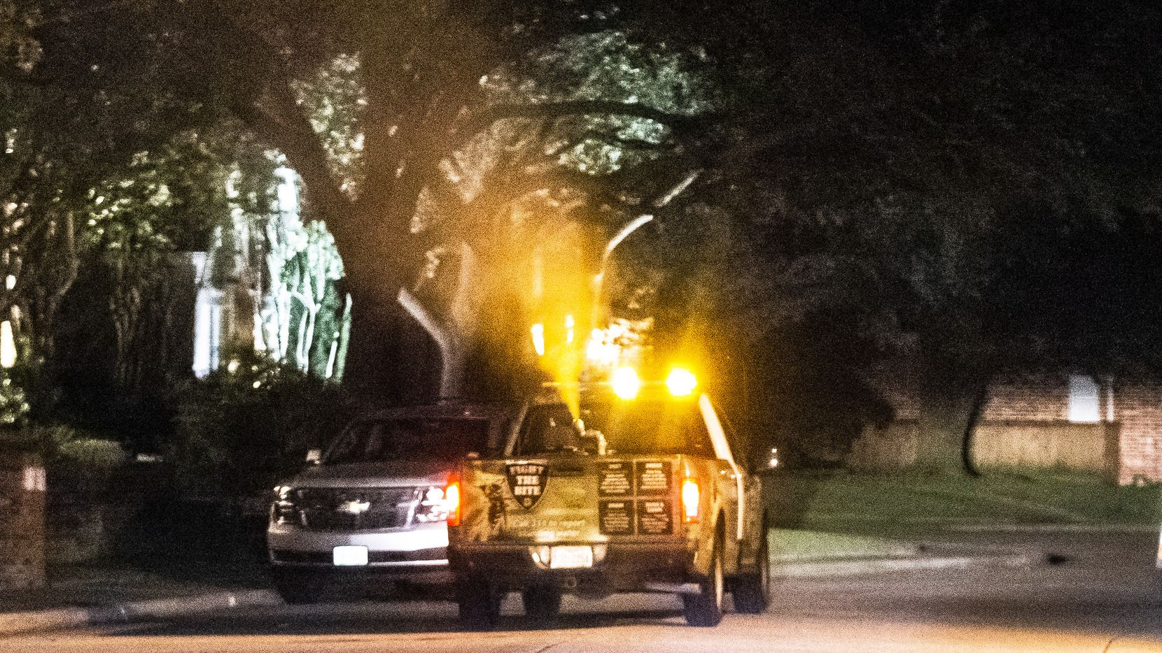 """Water-based insecticides """"that offer low toxicity, low odor, rapid biodegradation and high mosquito mortality"""" will be used in the 7000 block of Shady Grove Road and in the 8700 block of Davis Boulevard to kill mosquitoes this weekend, Keller city officials said."""
