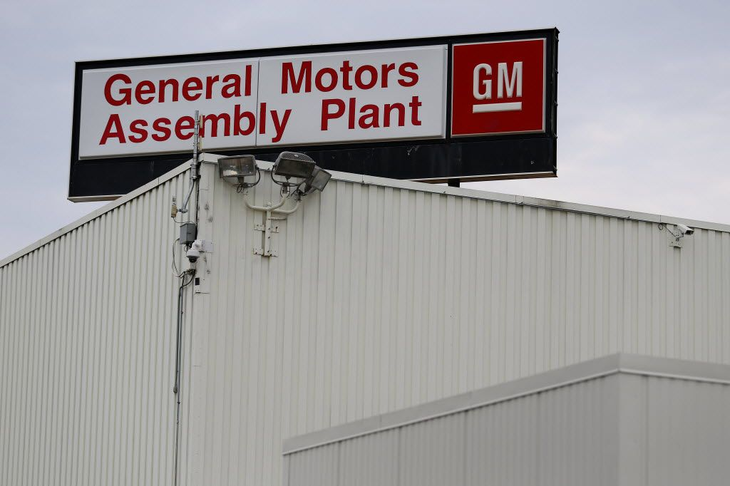 General Motors' SUV assembly plant in Arlington is one of the company's largest manufacturing facilities.