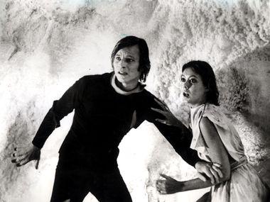 Michael York and Jenny Agutter in 1977's 'Logan's Run,' filmed in Dallas.