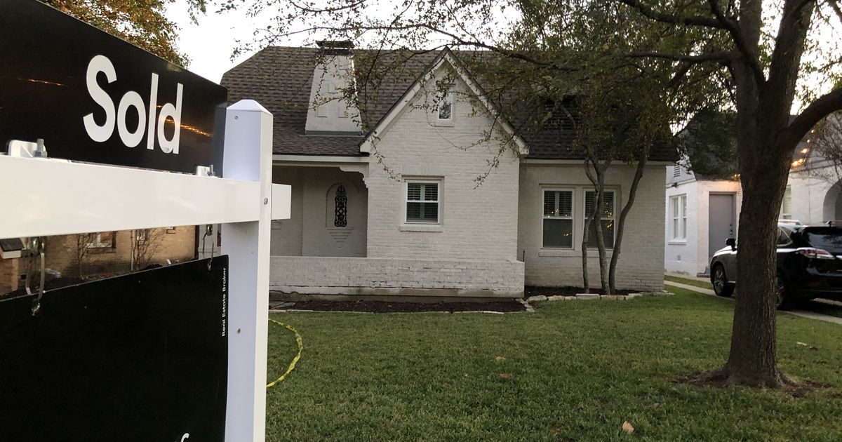 D-FW home sales and prices are headed...