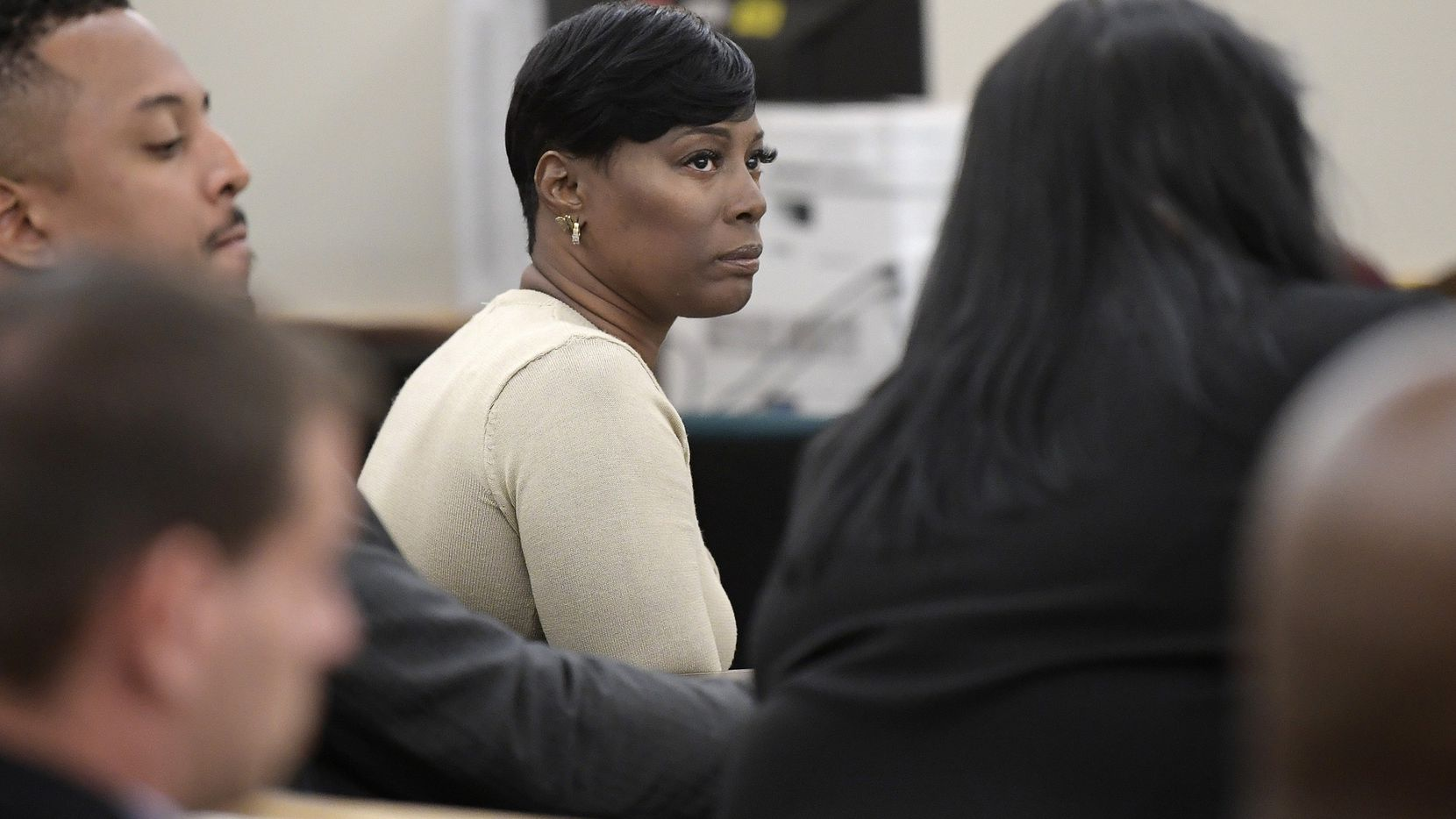 Crystal Mason was convicted of illegal voting and sentenced to five years in prison earlier this year.