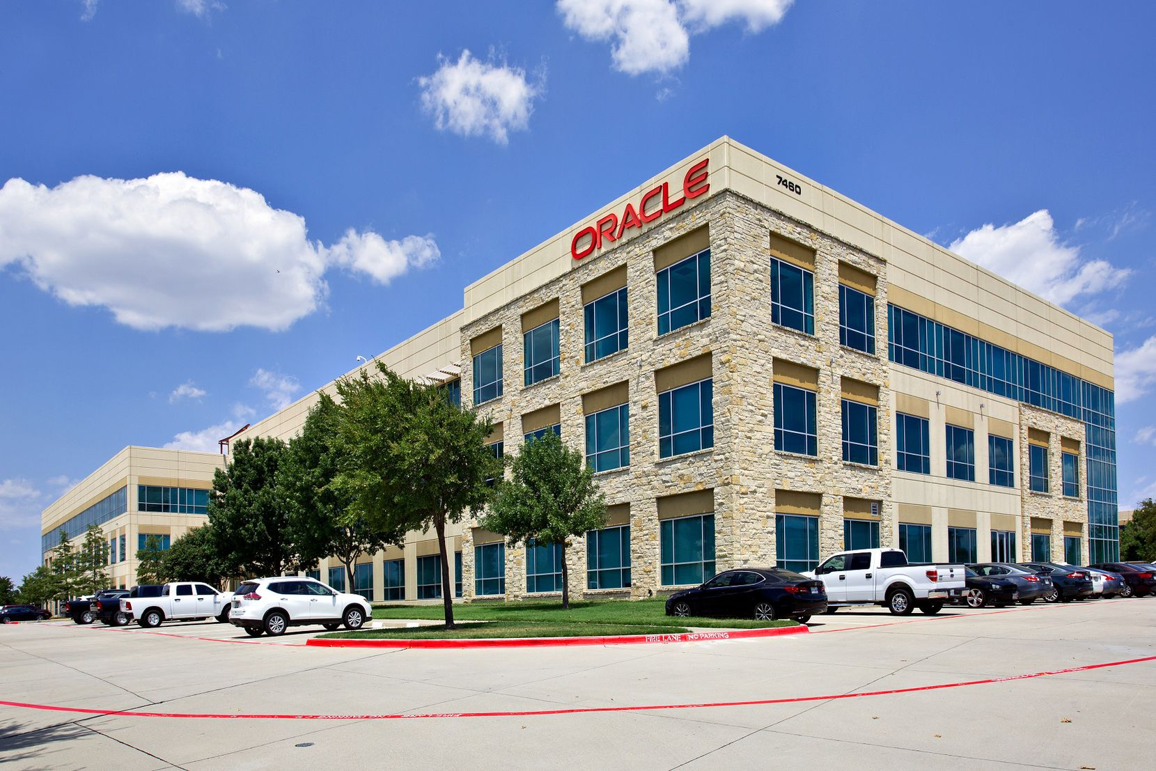 Admiral Capital bought the Duke Bridges III building in Frisco in February.