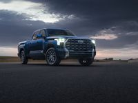 The 2022 Toyota Tundra redesign brings about more powerful engines and increased maximum towing and payload capacities.