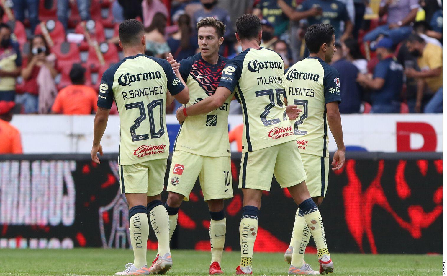 El América remontó para vencer el miércoles 2-1 a Ciudad Juárez.