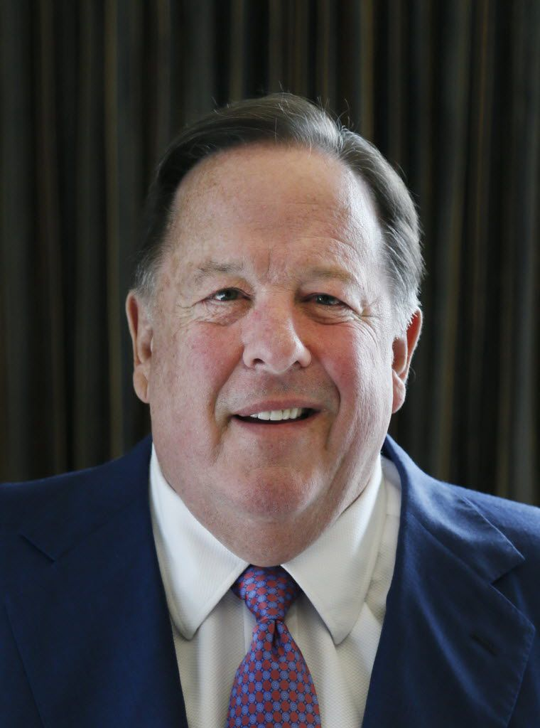 Alan White, co-CEO of Hilltop Holdings