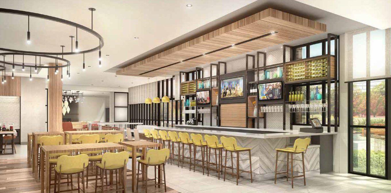 A new Hilton Garden Inn has opened in Grapevine.