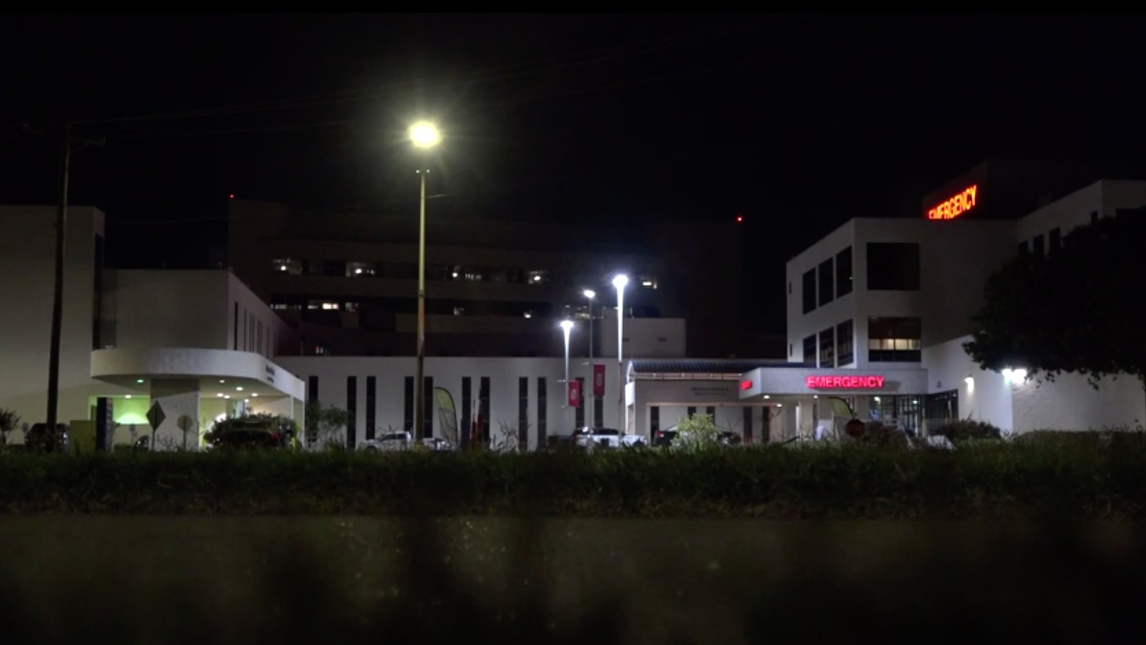 A child was killed in a carjacking outside a hospital in Fort Worth Sunday night, police said.