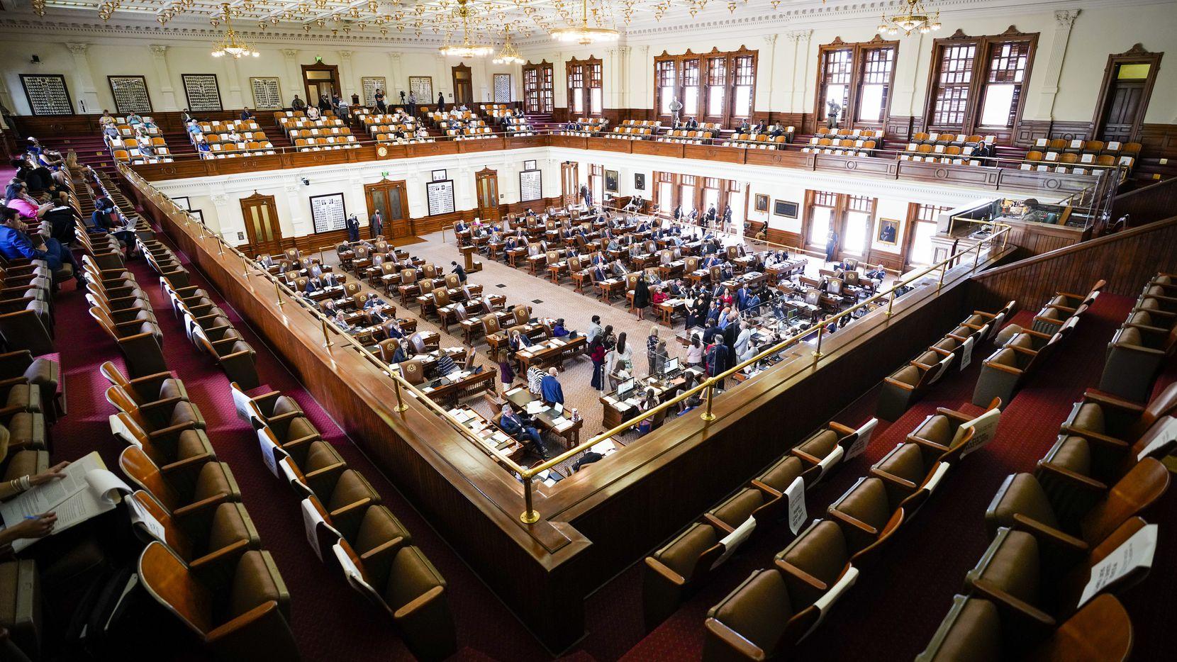 The Texas Legislature on Thursday finished work on a $248.6 billion, two-year state budget that lawmakers say keeps their 2019 promises to better fund public schools. Critics, though, called it too chintzy for a fast-growing state's needs.