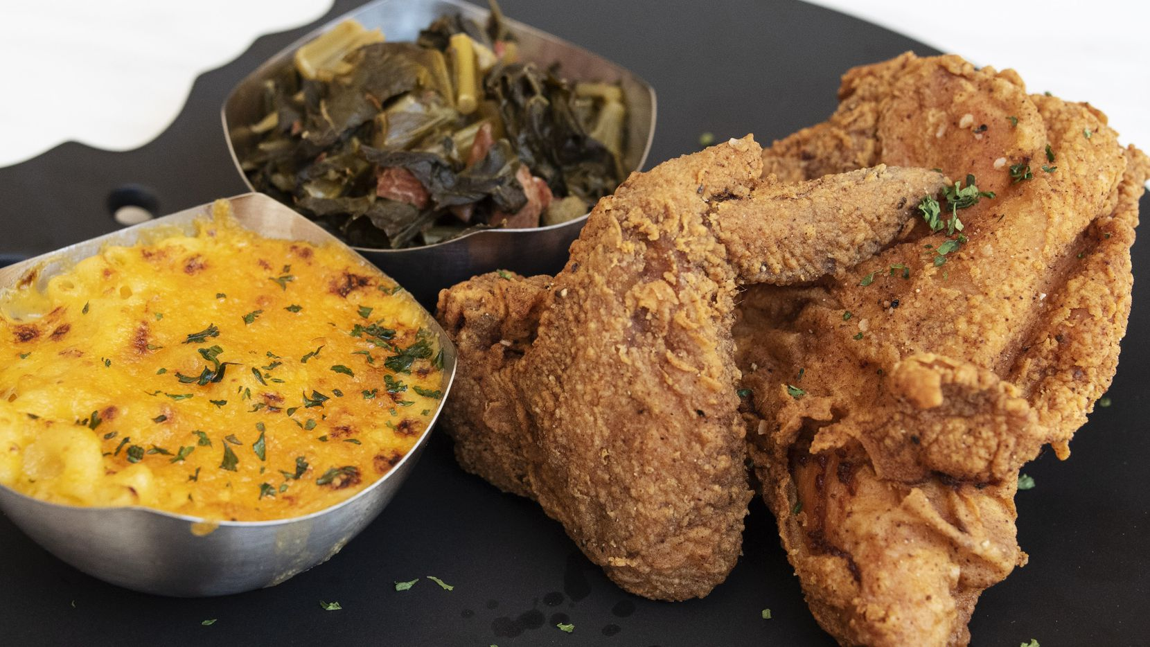 The last time you might have heard about True Kitchen + Kocktails, its owner was asking customers to stop twerking. But head to this downtown Dallas restaurant for its fried chicken, 'Texas Monthly' says.