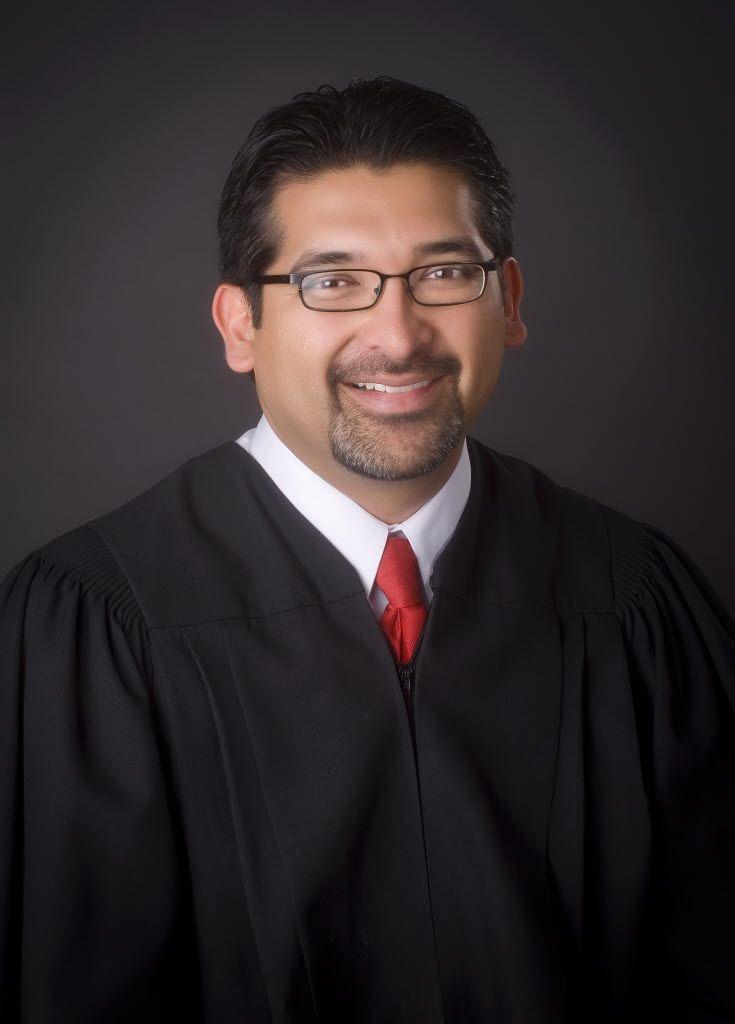 Former Judge Roberto Cañas