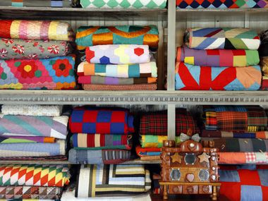 A sewing and quilt show will open in Irving this weekend.