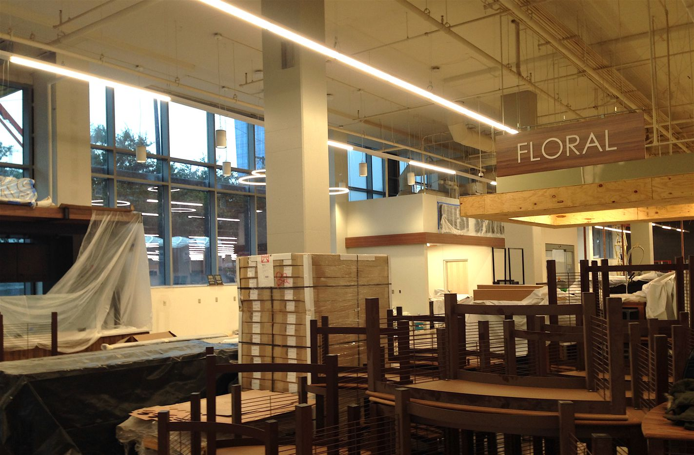 Tom Thumb will open its new grocery store in The Union early next year.