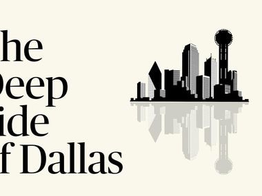 The Deep Side of Dallas podcast from The Dallas Morning News is co-hosted by opinion deputy editor Rudy Bush and the University of North Texas System's Paul Corliss.