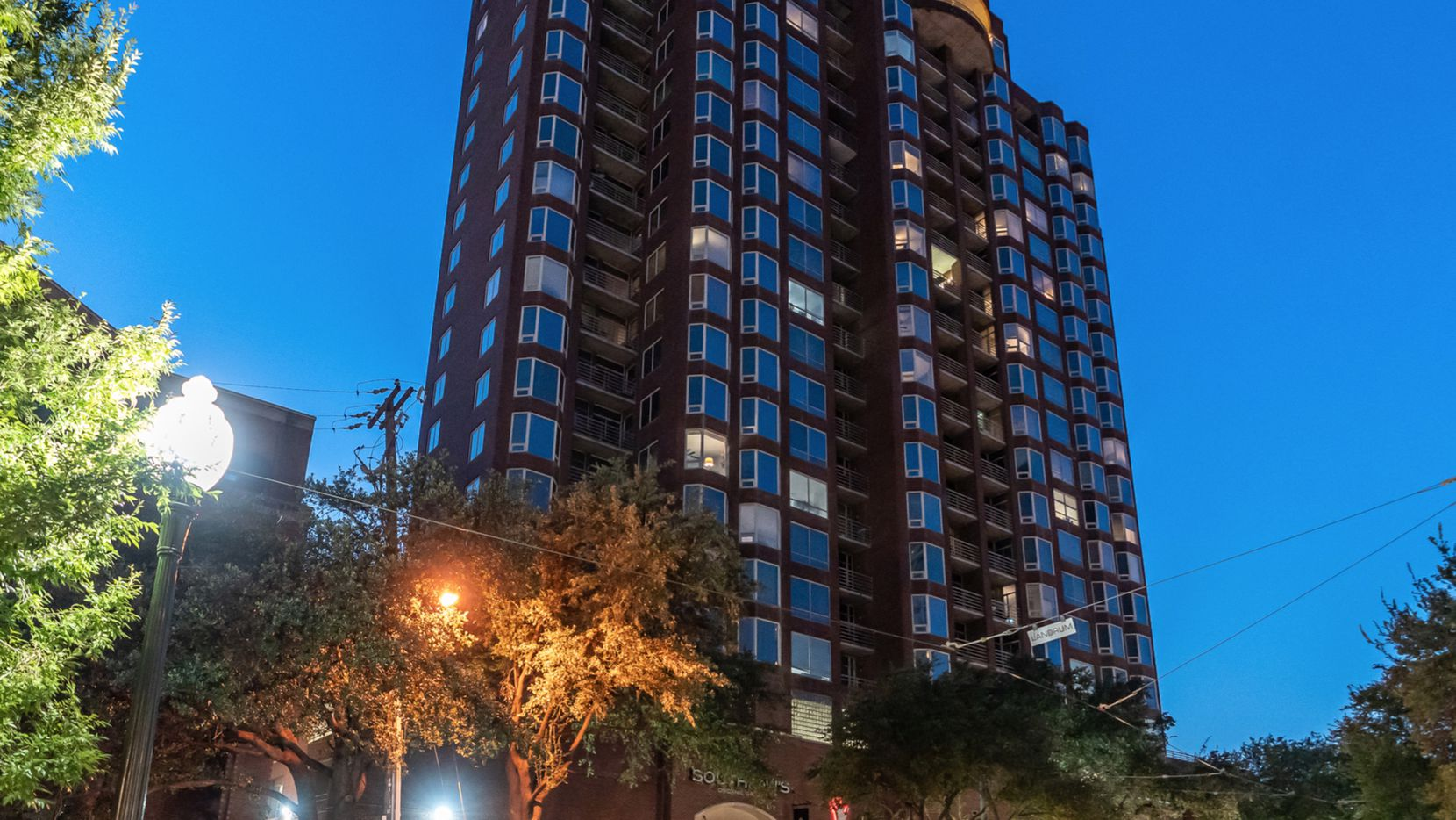 Gables Uptown Tower on McKinney Avenue is one of the Dallas-area rental communities that have sold this year.