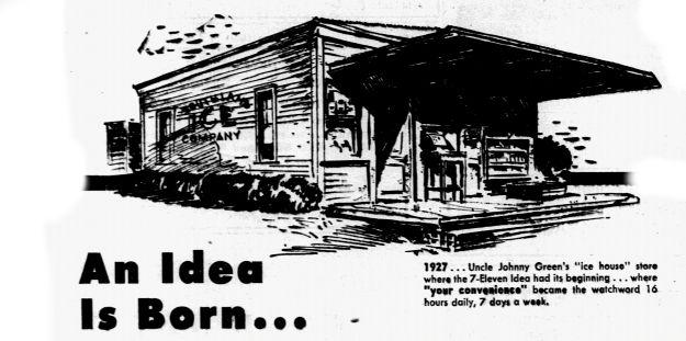 Illustration published on Aug. 1, 1947.