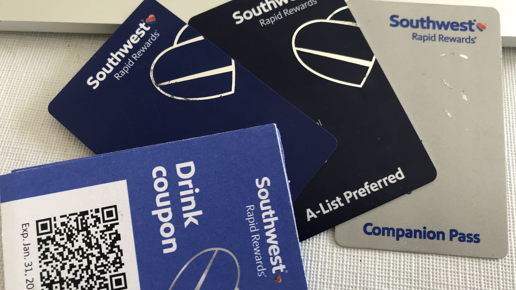Southwest Airlines aumentó los beneficios para su programa de Companion pass, el cual es parte de su programa Rapid Rewards para clientes frecuentes.