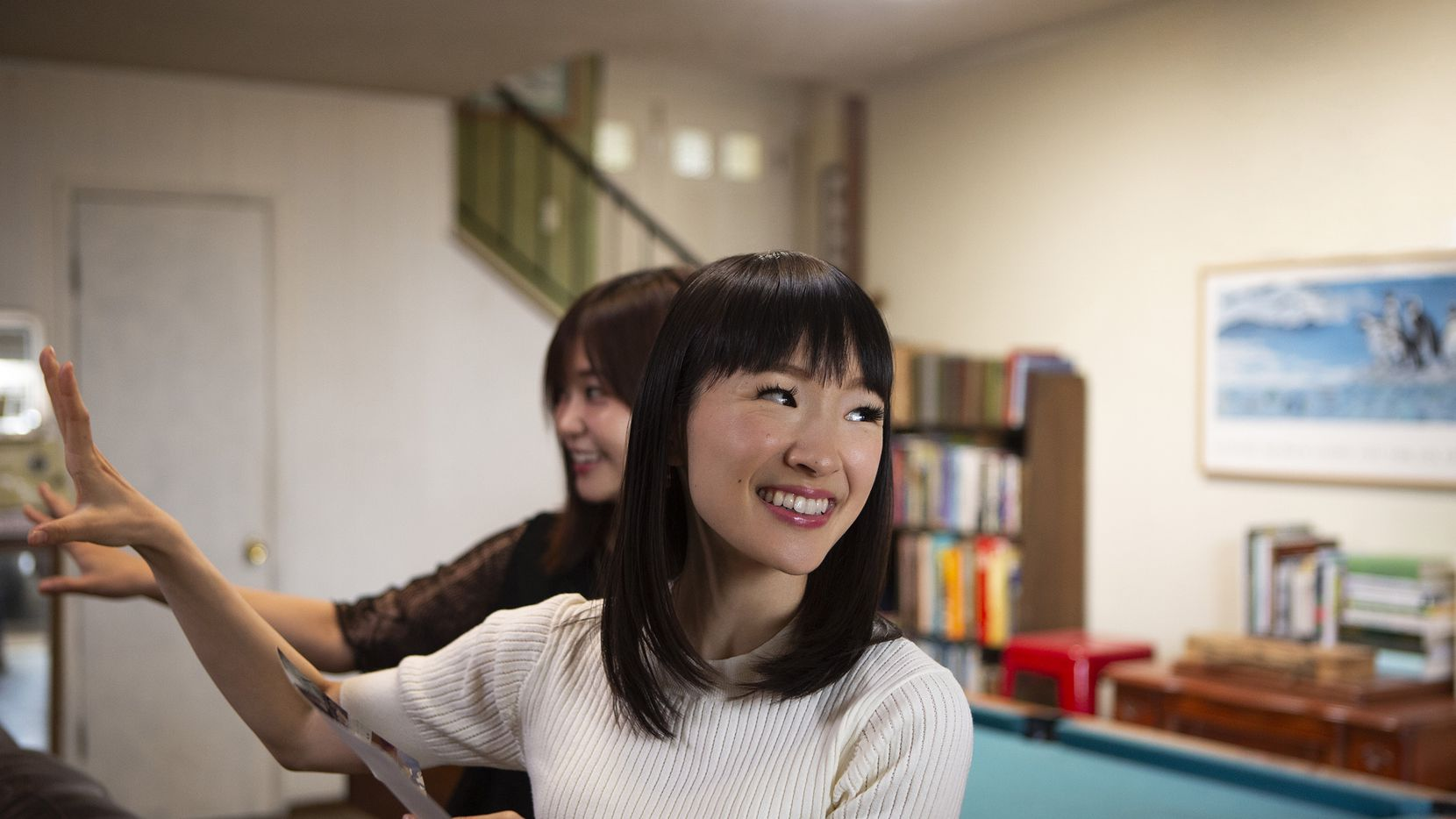 """Tidying guru Marie Kondo tackles our messy office desks and more in the upcoming book """"Joy at Work."""""""