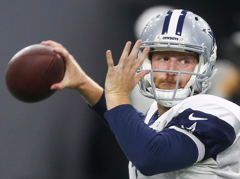 Cooper Rush se perfila para ser el mariscal de los Dallas Cowboys en el juego contra los Pittsburgh Steelers que se efectuará el domingo 8 de noviembre en el AT&T Stadium de Arlington.