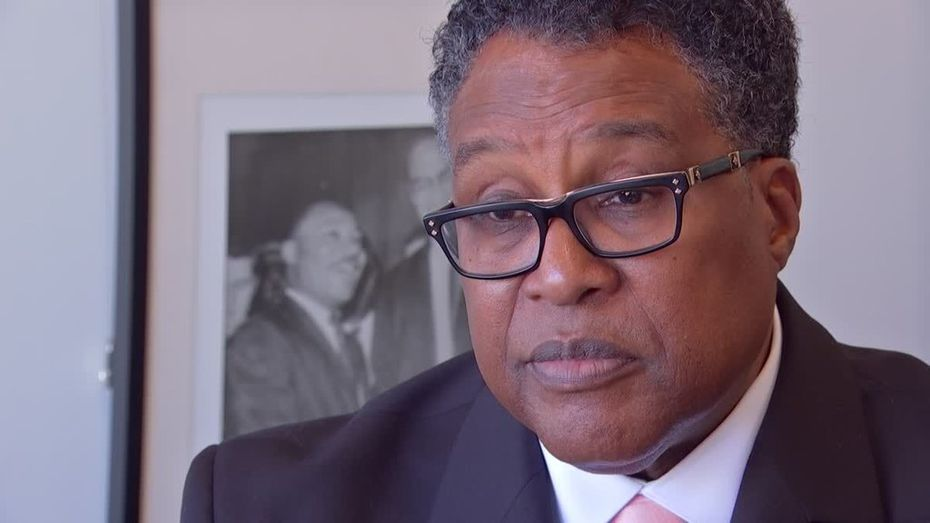 """In an interview with KXAS-TV (NBC5) prior to his arrest, Dwaine Caraway said the money he received from Slater Swartwood """"probably doesn't look too good.''"""