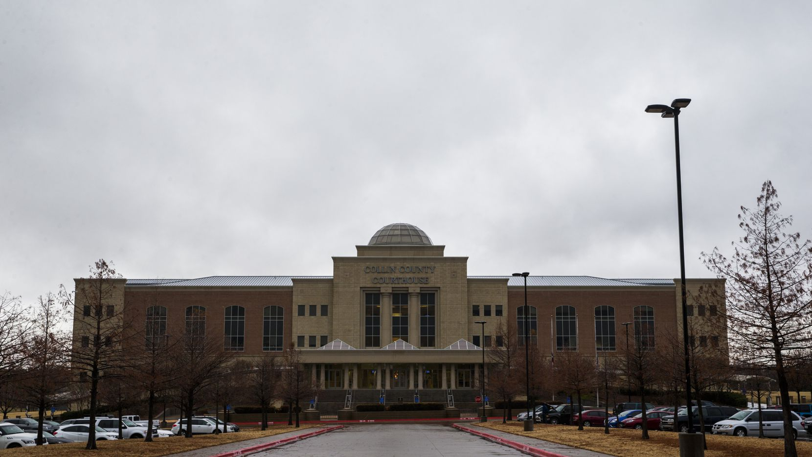 The Collin County Courthouse as photographed on Thursday, December 13, 2018 in McKinney. (Ashley Landis/The Dallas Morning News)