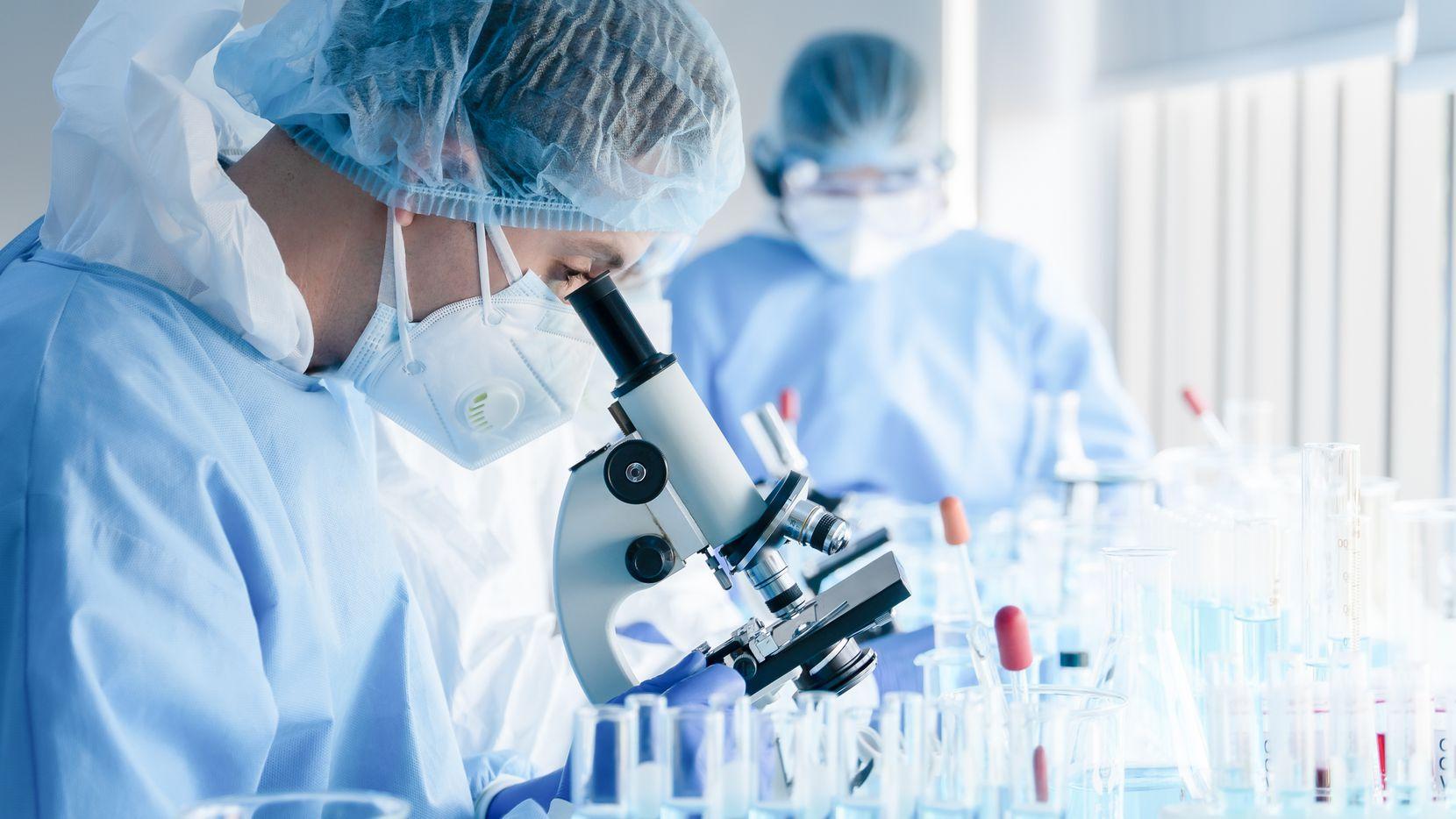 """Científicos de Texas descubrieron una nueva variante de coronavirus a la que llamaron """"BV-1"""" en referencia a Brazos Valley, donde se encuentra su complejo científico."""