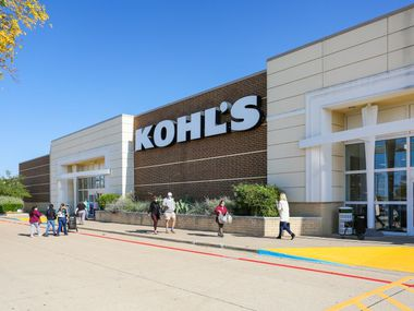 McKinney Marketplace is anchored by a Kohl's department store.