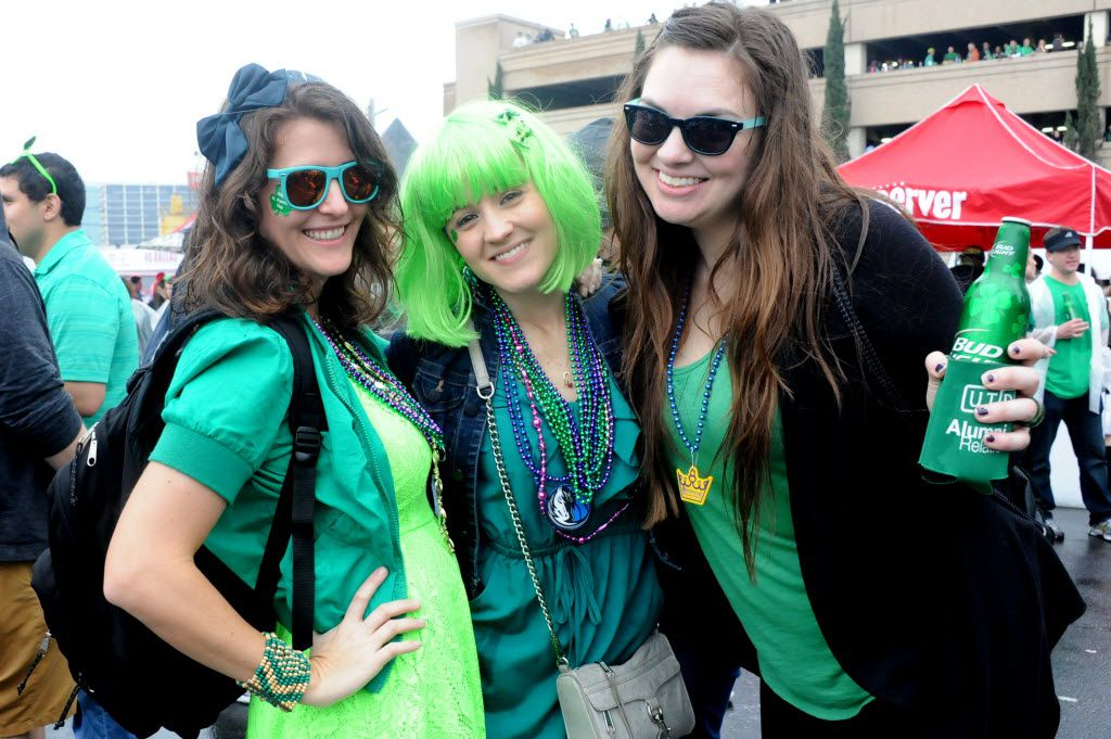 The Dallas St. Patrick's Parade and Festival down Greenville Avenue is canceled, but there are some events where you can toast St. Patrick's Day.