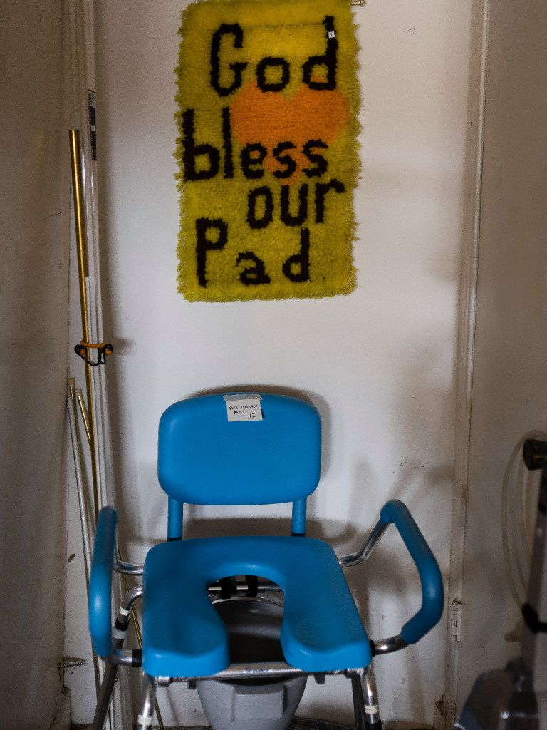 """""""God Bless Our Pad"""""""