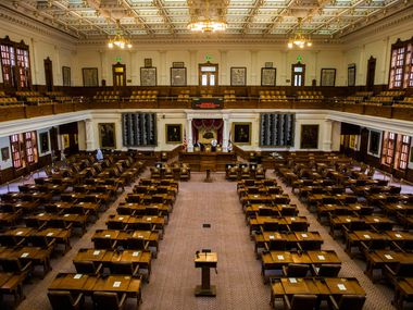 A Democratic super PAC known as Forward Majority Action said Tuesday it will spend $6.2 million on ads to help Democratic hopefuls in 18 races for Texas House this fall, a bid to stop Republican-tilted redistricting maps.