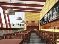 Windmills is an upcoming microbrewery and restaurant in the Grandscape development