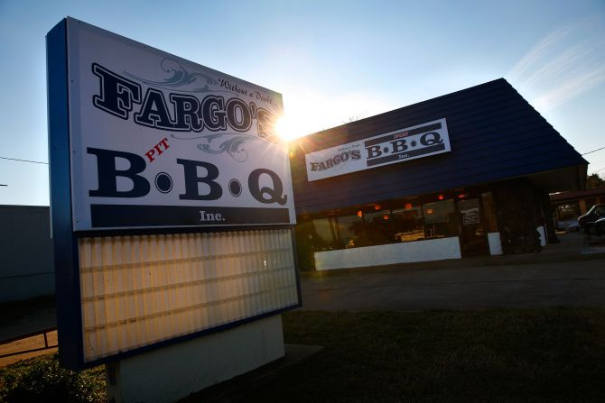 Fargo's Pit BBQ in Bryan is one many businesses finding creative ways to adjust to the economic crisis caused by coronavirus.