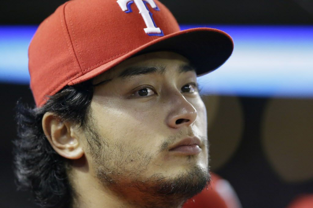 Rangers pitcher Yu Darvish said Tuesday that he is feeling even stronger than he did before he underwent Tommy John surgery last year.