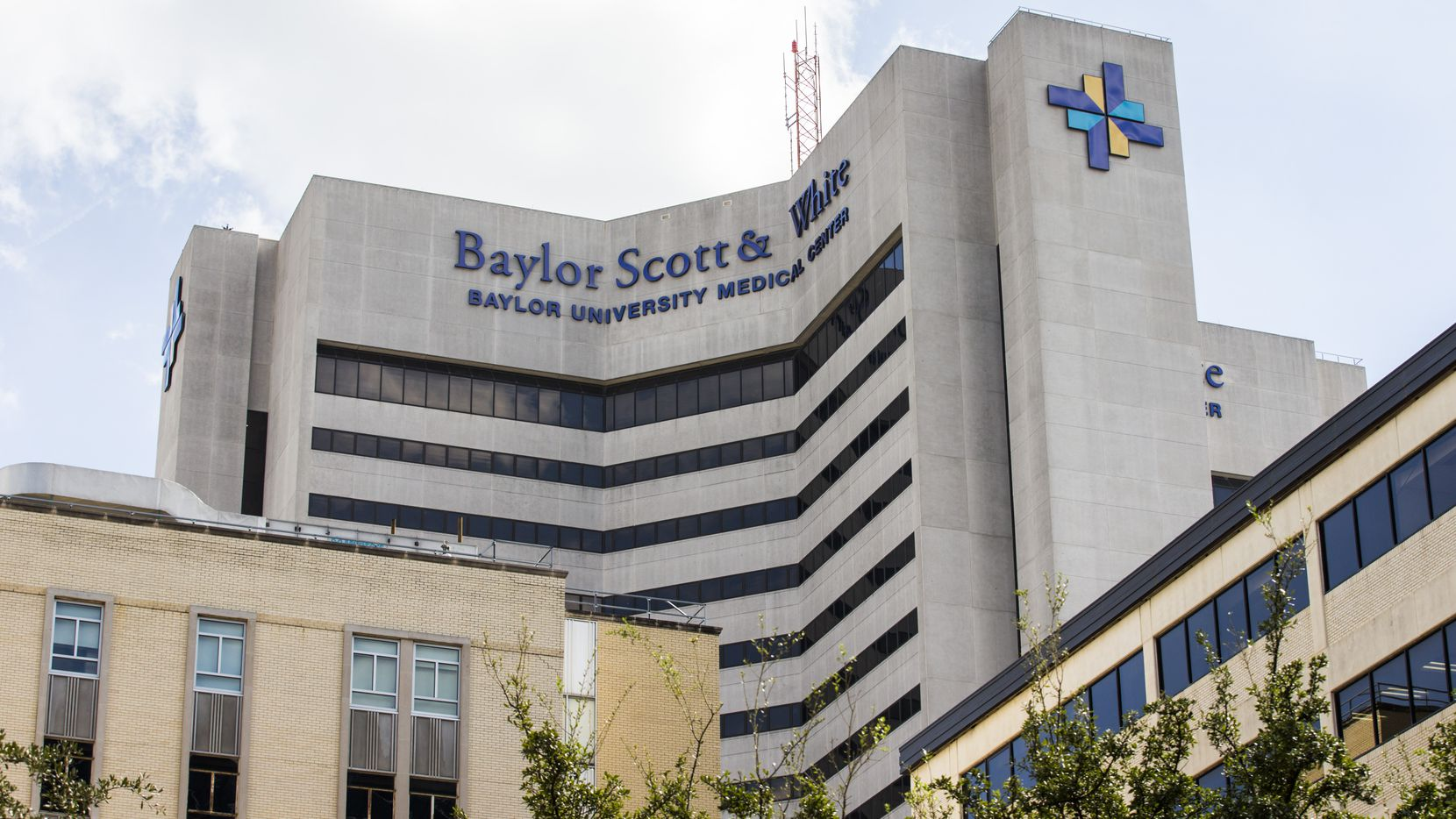 El Hospital Baylor University Medical Center es uno de los principales centros de salud en Dallas.