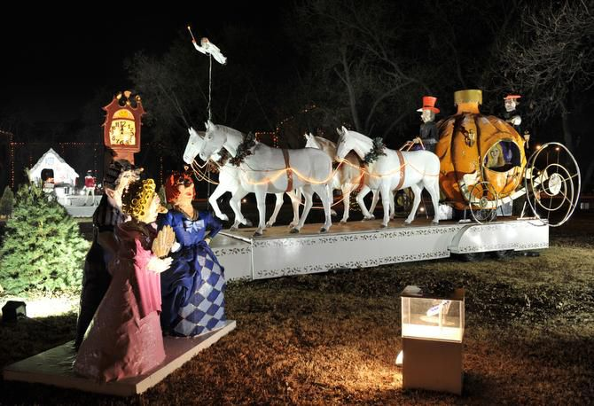 Holiday Events In Texas And Beyond Rides Lights And