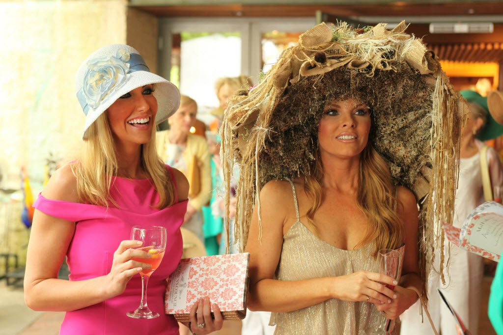 """Stephanie Hollman and Brandi Redmond have starred in previous seasons of Bravo's """"Real Housewives of Dallas."""""""