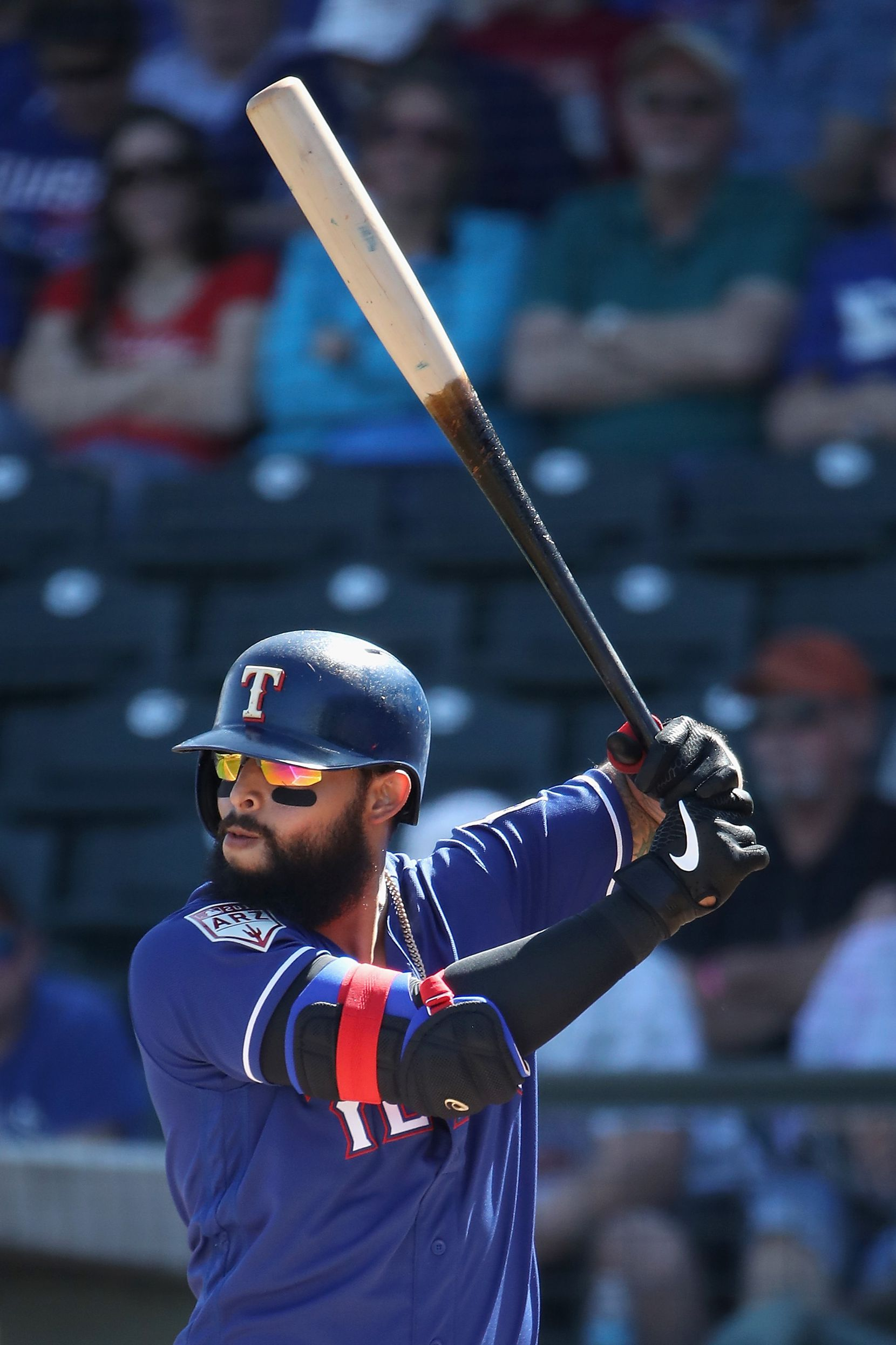 Rougned Odor (Photo by Christian Petersen/Getty Images)