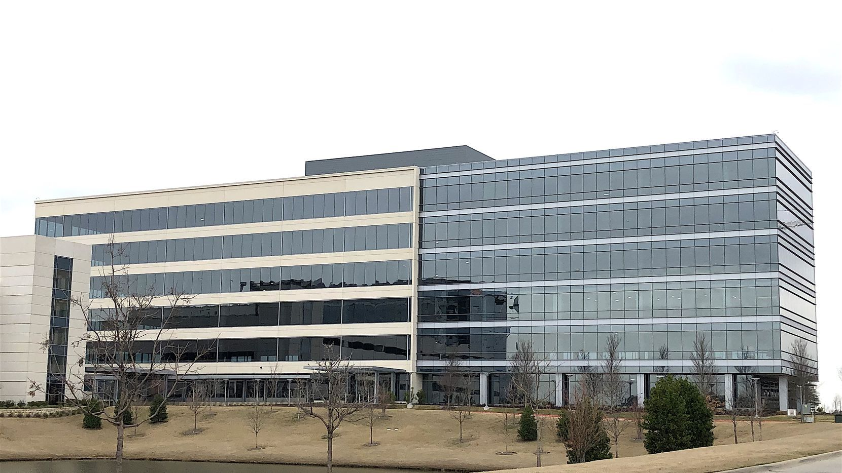 Magellan Health will open this summer in the Office Two at Frisco Station building.