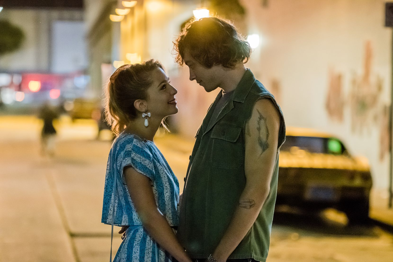 Jessica Rothe and Josh Whitehouse star in the new movie, Valley Girl, written by Dallas' own Amy Talkington.